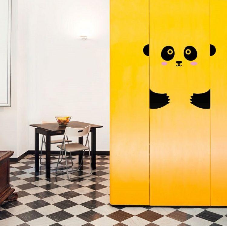 Aufkleber Küche Motiv Wand