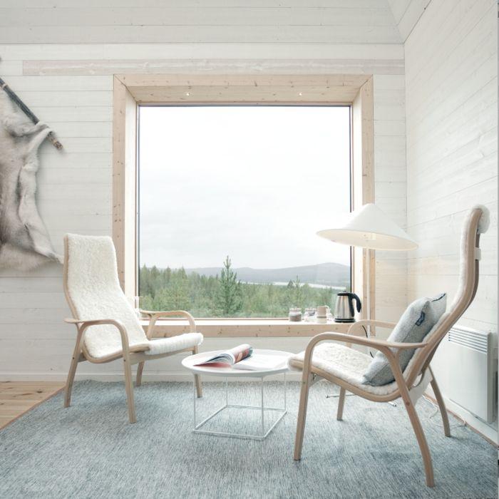 Aussicht Natur hell Holzmöbel Luxus