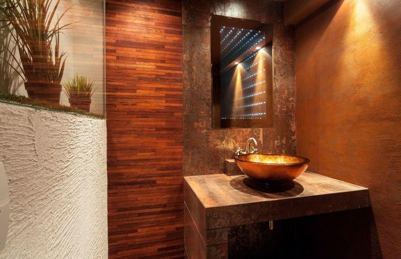 Das badezimmer nach feng shui einrichten for Utensilien bad