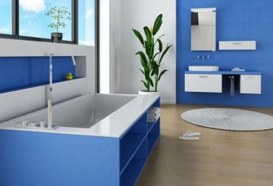 Das Badezimmer nach Feng Shui einrichten - Trendomat.com