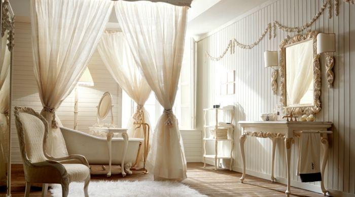 Badezimmer wie aus einem Märchen