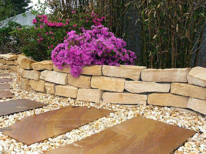beeteinfassungen - mit stil kreiert und blumen eingerahmt, Garten und erstellen