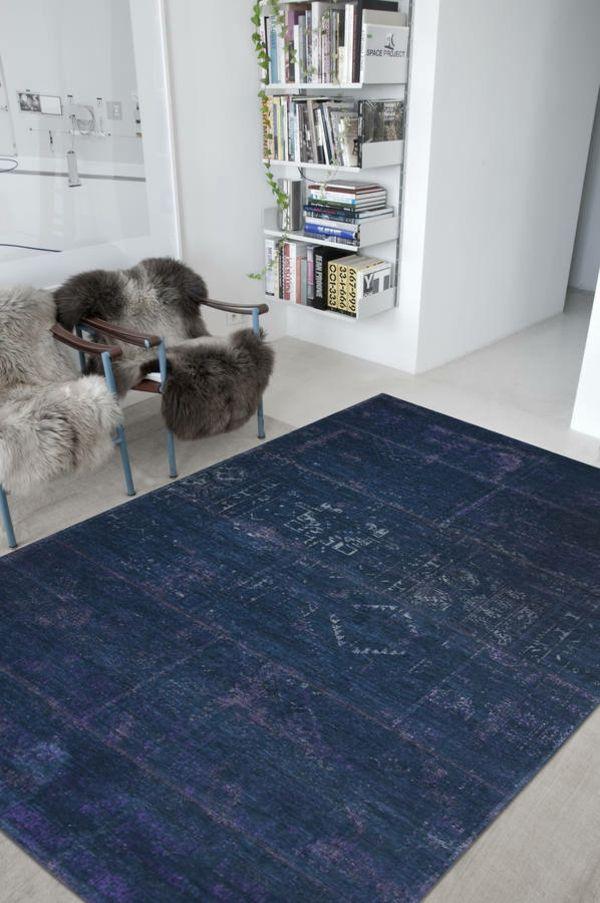 Das Kernstück im Wohnzimmer mit optischem Used-Look-Chenille-Baumwolle
