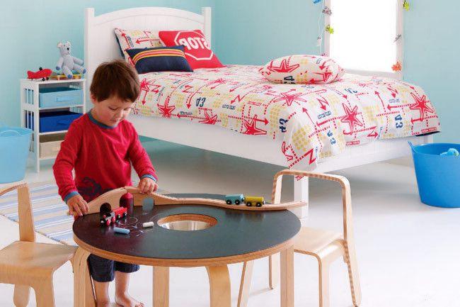 Der Spielplatz als wichtigster Ort zum Austoben und Lernen-Zimmer Design Junge