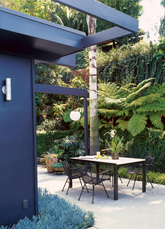 Designer Einrichtung mit elegantem, einladendem Effekt-Gartenmöbel