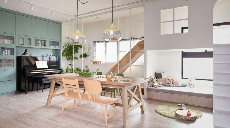 Designer Luxus häusliche Wohnbeispiele