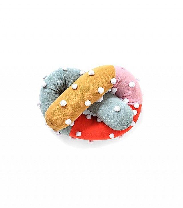 Eigenartiger farbenfroher Deko Artikel-Wohnaccessoire lustig Wohnzimmer