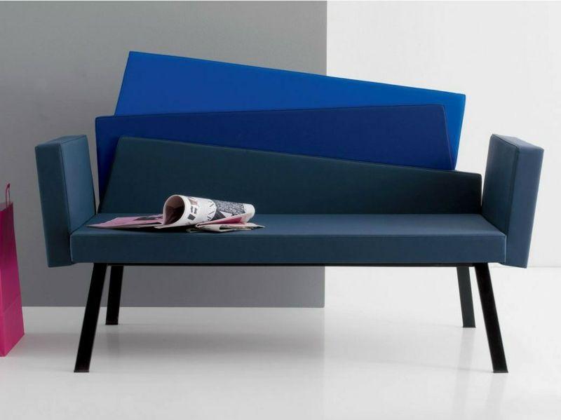 Extravagante Rückenlehne-Designer Sofa hochwertig
