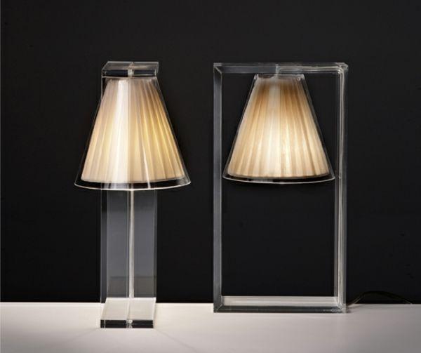 Fantastische luftige Leuchte-Designer Tischleuchte