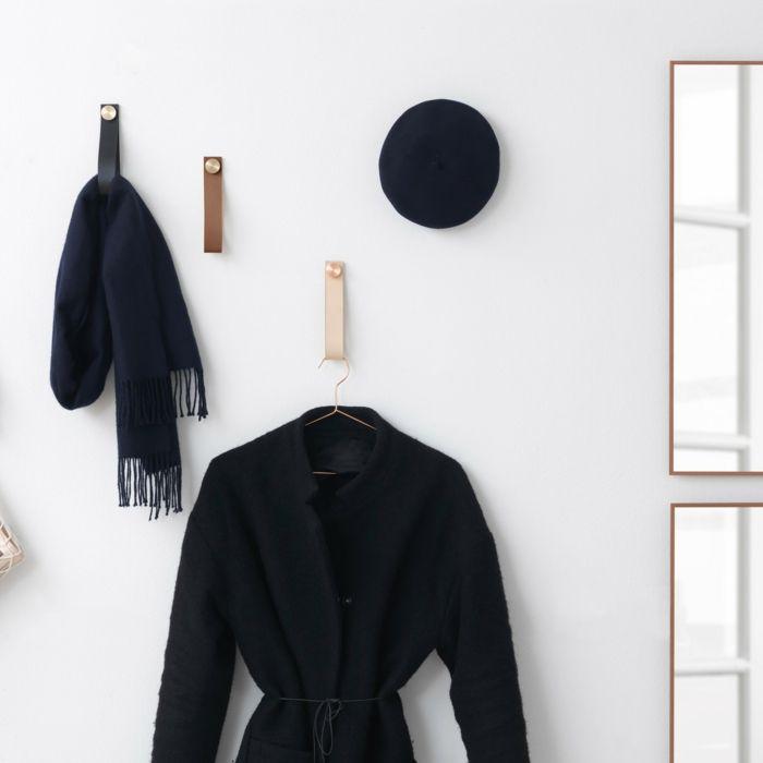 Funktionelles Accessoire mit erfrischender Optil für die stilvolle Frau-Wandhalterung