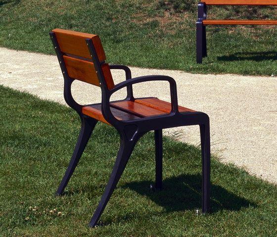 robuste und einzigartige gartenst hle. Black Bedroom Furniture Sets. Home Design Ideas