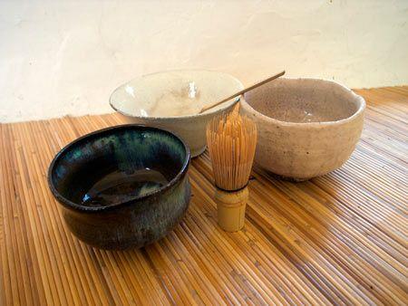 Japan traditionell Behälter