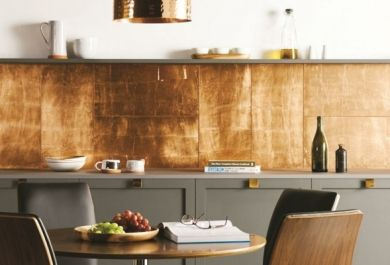 individuelle schmuckst cke mit k chenfliesen kreieren. Black Bedroom Furniture Sets. Home Design Ideas