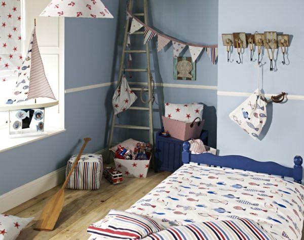 Kinderzimmer mit Meeresfeeling