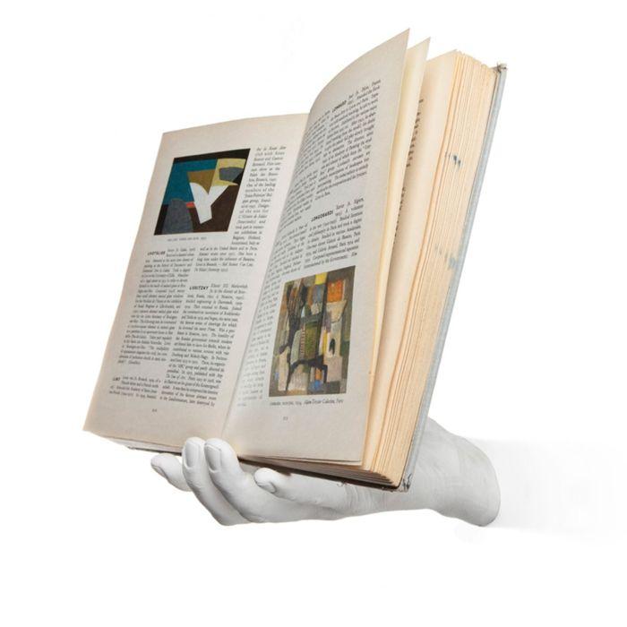 Kreative Halterung für Bücher Technik und Taschengeld-Designer Wandhaken Wohnaccessoires