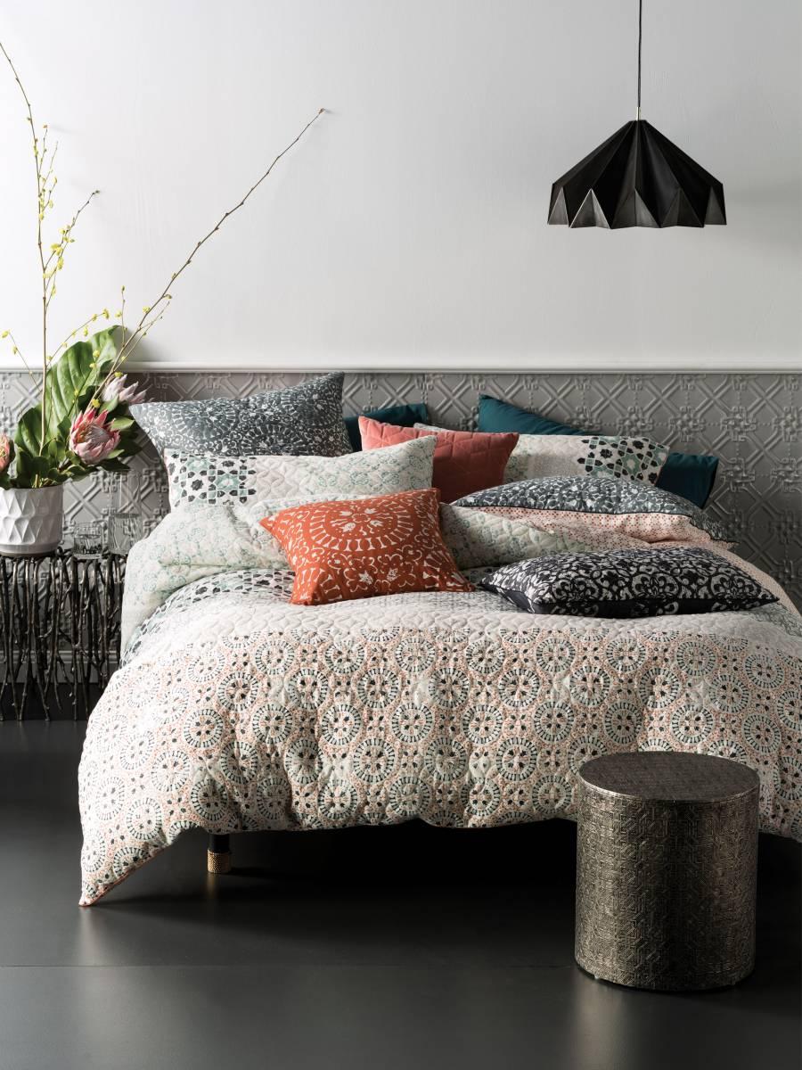 Luxus elegantes Bettzeug Schlafzimmer einrichten