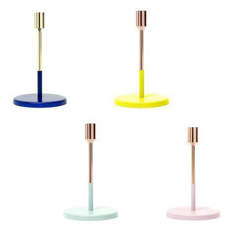Moderne Kerzenhalter Metall