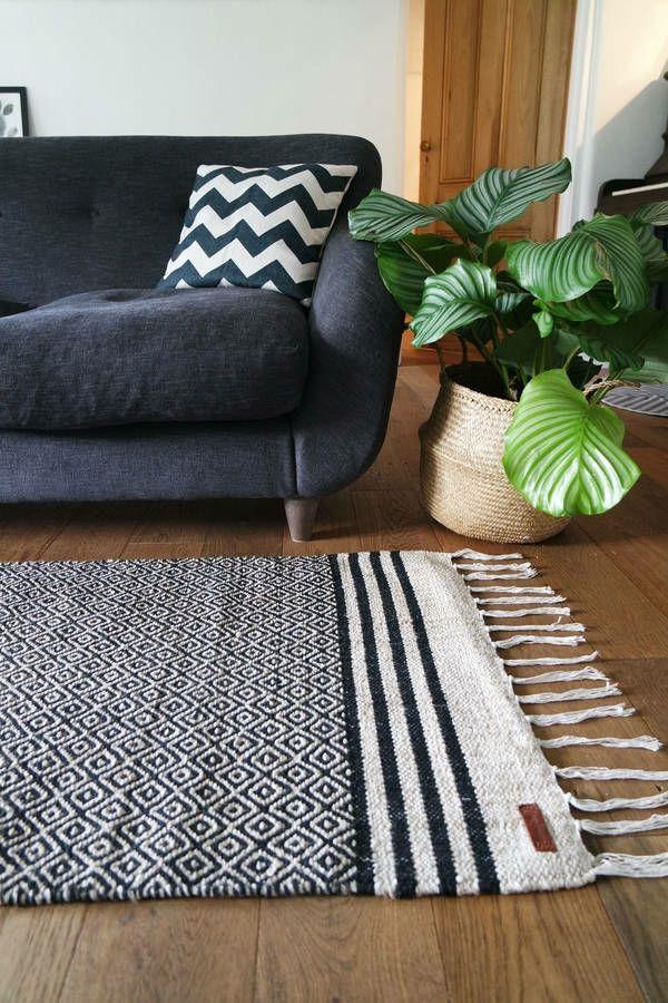 Moderner Teppichläufer frischt Ihr Wohnzimmer auf-Designerteppiche Teppichläufer