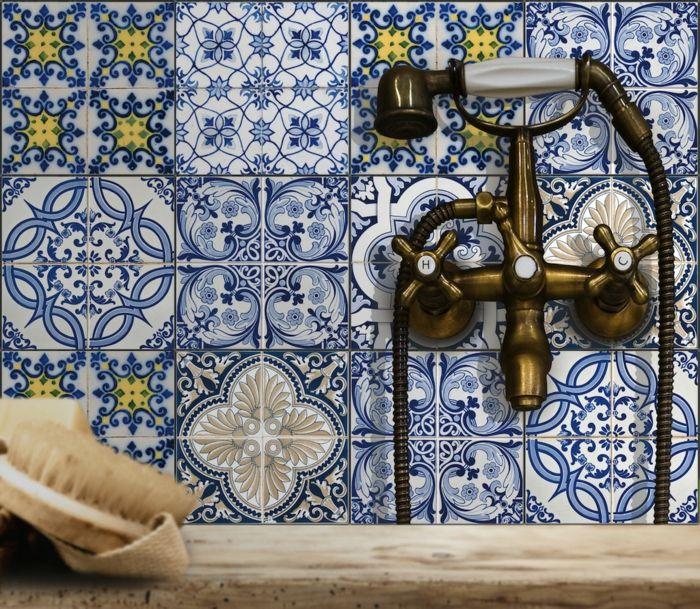 Wohnen mit franz sischem charme und etwas nostalgie - Nostalgie im badezimmer ...
