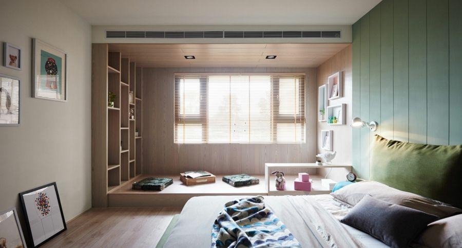 Rückzugsort im Schlafzimmer moderne Einrichtungstipps