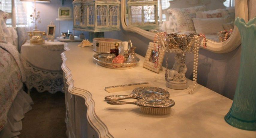 Romantisches wohndesign gibt uns einrichtungsideen zum for Wohndesign