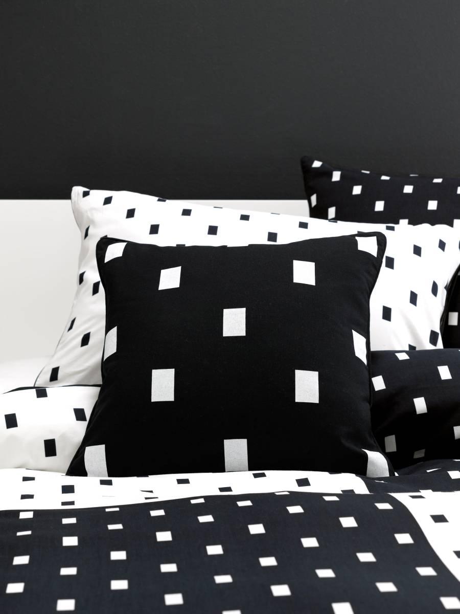 Schöne Bettwäsche rechteckiges Design