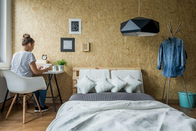 Wie wird ein studentenzimmer erfolgreich eingerichtet for Zimmer minimalistisch einrichten