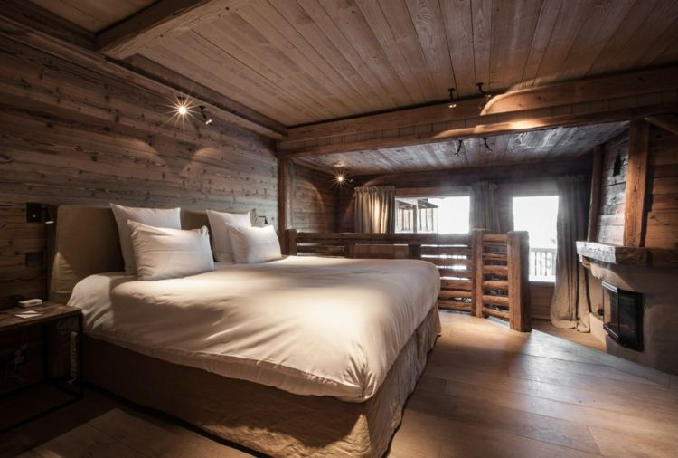 Schlafzimmer in Lanhausstil