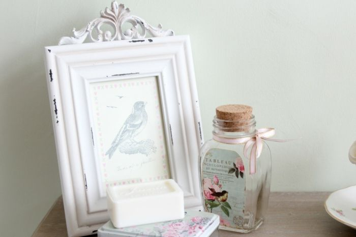 Shabby Chic Accessoires-ideen shabby chic