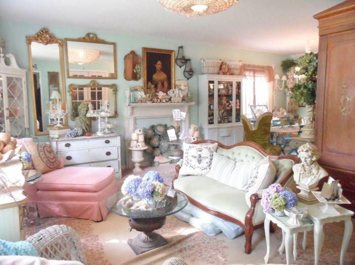 Wohnzimmer Ideen Romantisch ~ Alle Ideen Für Ihr Haus Design Und Möbel