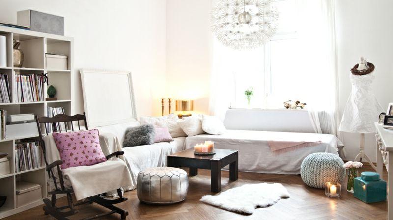 neu gestalten mid century wohnzimmer with kunst by lila dachschrage