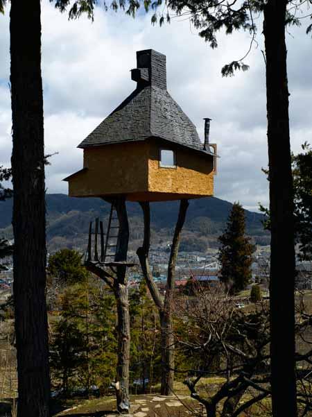 Teehaus ungewöhnlich Japan