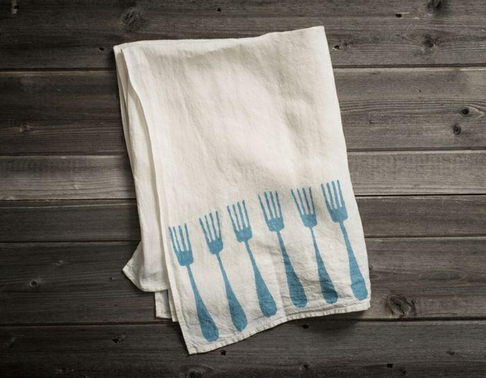 Textilserviette Tischkultur weiße Stoffserviette