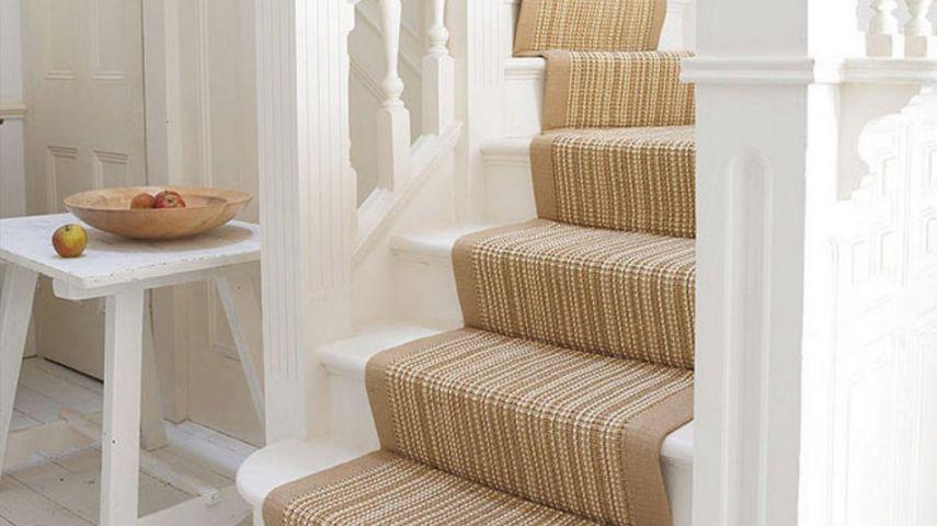 Elegant Und Treppenschonend Sind Zwei Von Den Eigenschaften Dieser  Wunderschönen Stufenmatten. Mit Der Richtigen Farbe Erreichen Sie Einen  Außergewöhnlichen ...