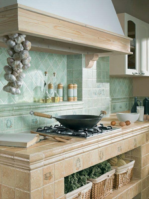 Wandfliesen Fliesenformat Küche
