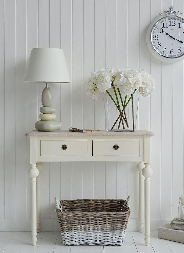 Weiße Farbe hellt den Flur auf-Bodenbelag Laminat weiß-Bodenbelag weiss design