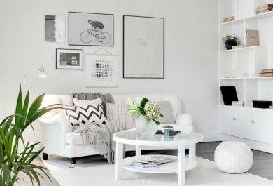 10 ideen f r ein helles luftiges wohnzimmer. Black Bedroom Furniture Sets. Home Design Ideas