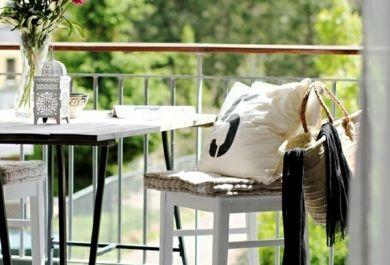 Jetzt Heißt Es, Den Balkon Neu Gestalten!   Trendomat.com