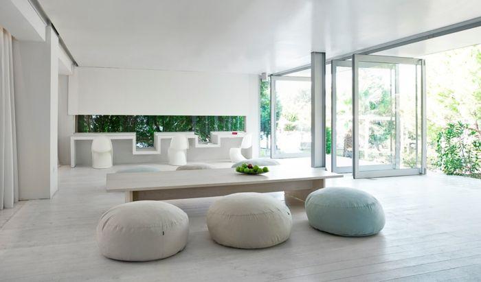 natürliches Design modern Trends