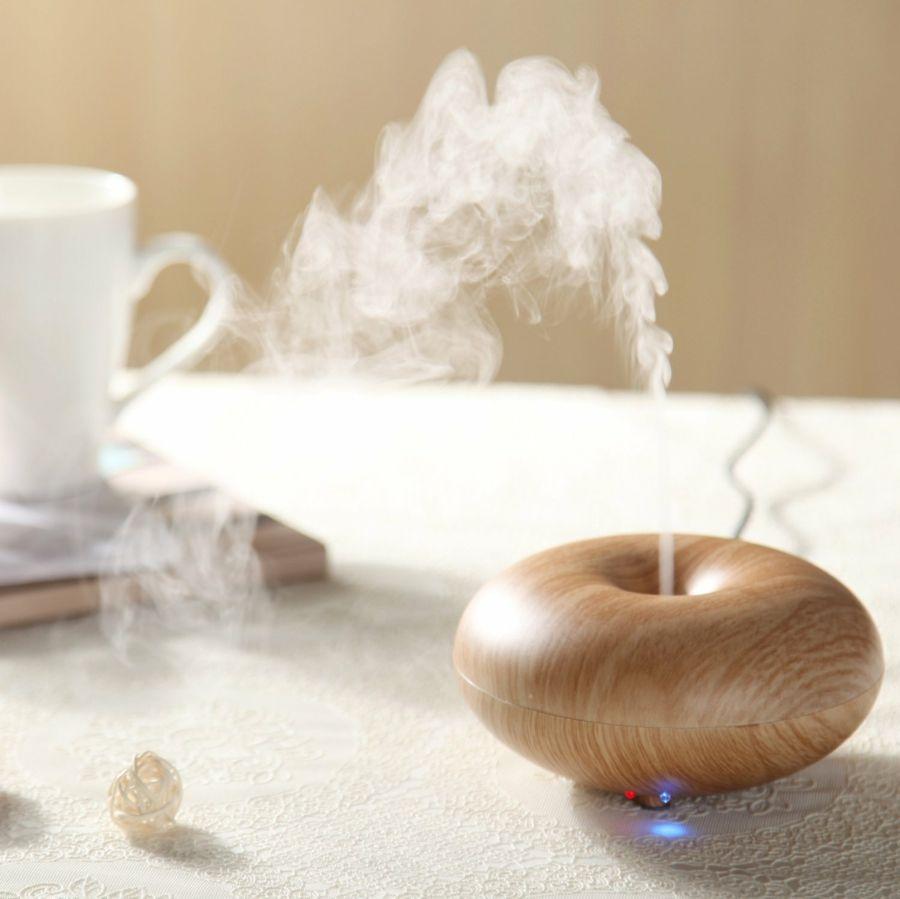 Aromatherapie fürs Zuhause mit dem elektrischen Dampdifuser-Aromatische Geschenke