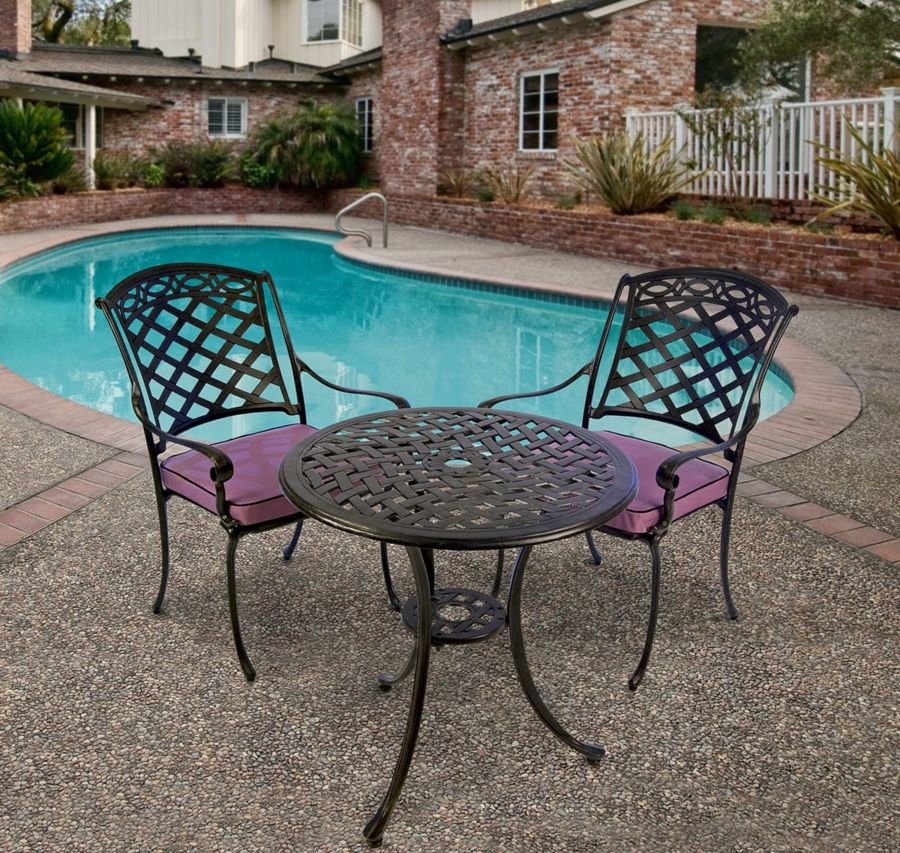 Außenbereich Garten Möbel Set Luxus
