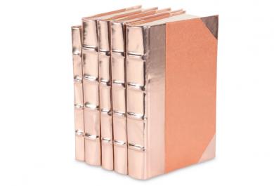 Rosegold Dekoration wohnidee: edle akzente in roségold - trendomat