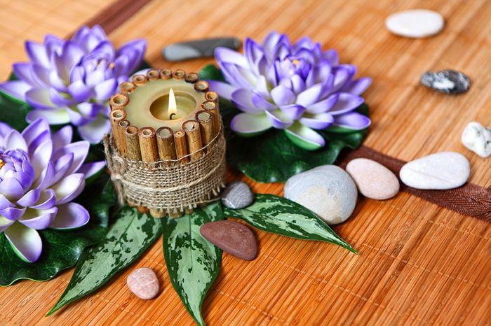 Duftkerzen Entspannung Ruhe Harmonie