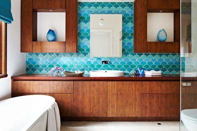 6 Farbkombinationen für ein gelungenes, zeitloses Badezimmer ...
