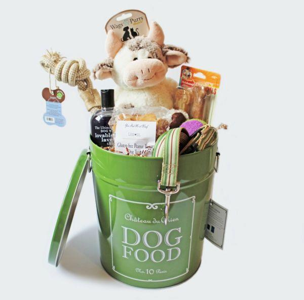 Geschenkset Hunde Spielzeug Hundeleine