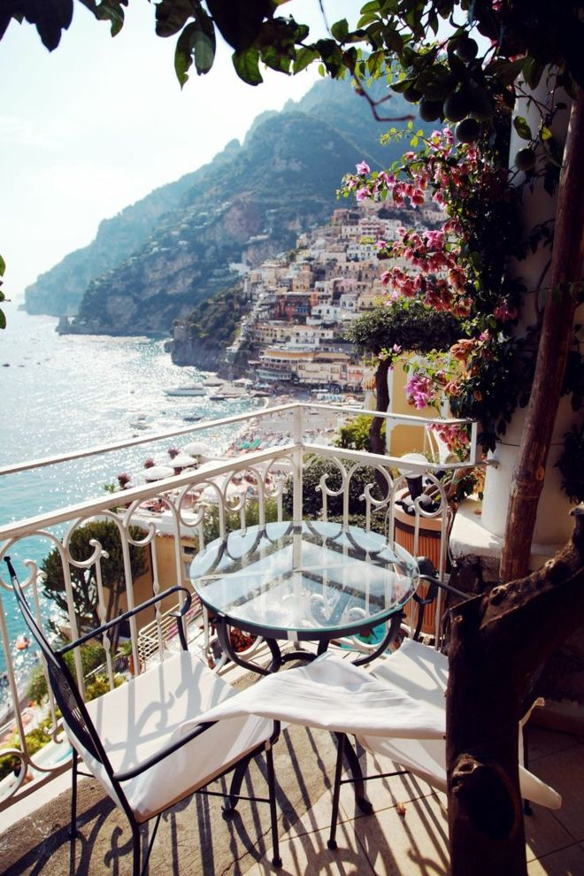 Hotel luxuriös Aussicht Positano