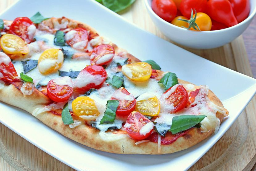 Italienisch Spezialität Pizza Gourmet-Italienische Küche