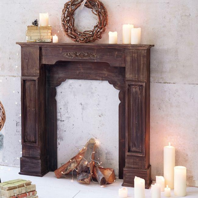 berzeugen sie sich wie eine kaminkonsole wunder bewirkt. Black Bedroom Furniture Sets. Home Design Ideas