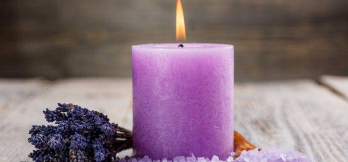 Kerzenlicht Wirkung Einfluss Feng Shui