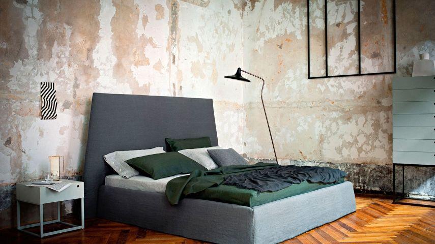 kunst an der schlafzimmerwand. Black Bedroom Furniture Sets. Home Design Ideas